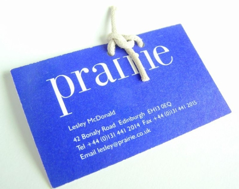 laces business card designs