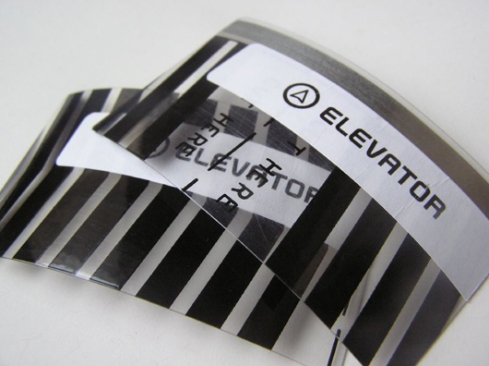 grunge elevator business card designs