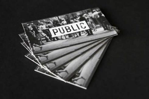 public business card designs