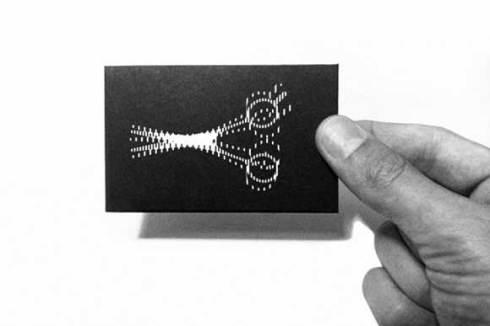 scissor business card designs