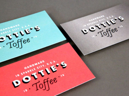 blue red grey  business card designs