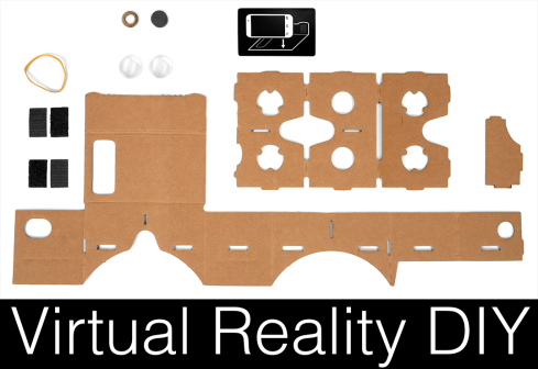Virtual reality on your smartphone - Do it yourself (DIY) Guide!