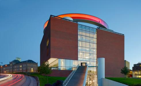 Aros Art museum - Aarhus inspiring danish architecture