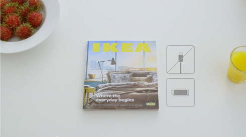 Funny IKEA commercial making fun of Apple ad video